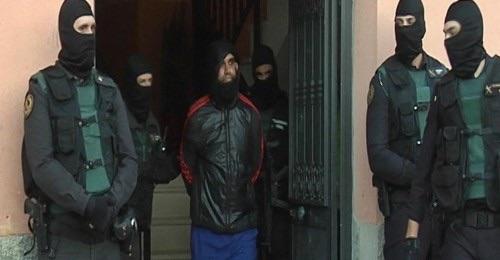 الداعشي المعتقل في إسبانيا