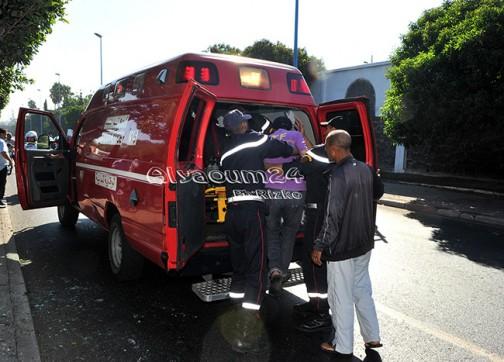 سيارة إسعاف- رزقو