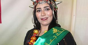 """حنان بوفريوة ملكة جمال الصبار بوفريرو """" لـحقائق24″: أنا مستعدة للمشاركة ودعم كل عمل خير"""