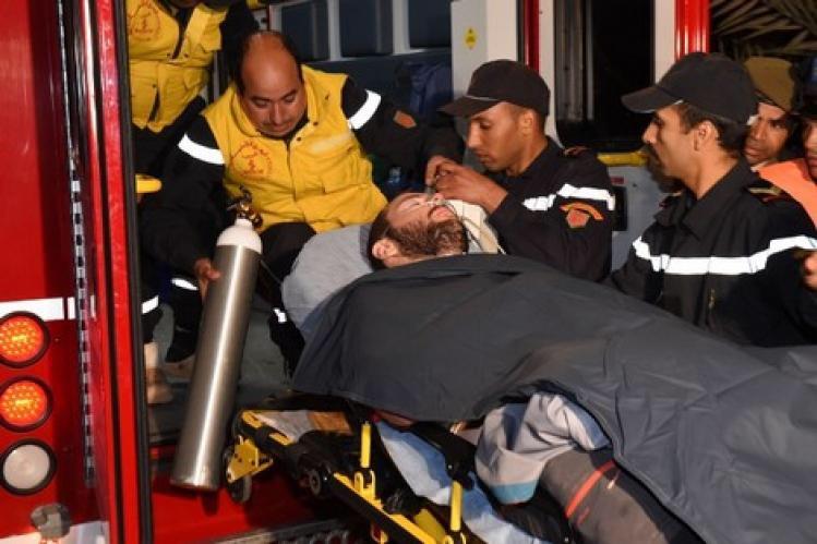 أكادير : وفاة سائح ألماني صباح اليوم بإحدى المقاهي بالمنطقة السياحية