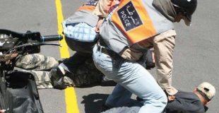 عااااجل : إطلاق رصاص بأكادير لإيقاف لص حاول سرقة فتاة ومهاجمة شرطي