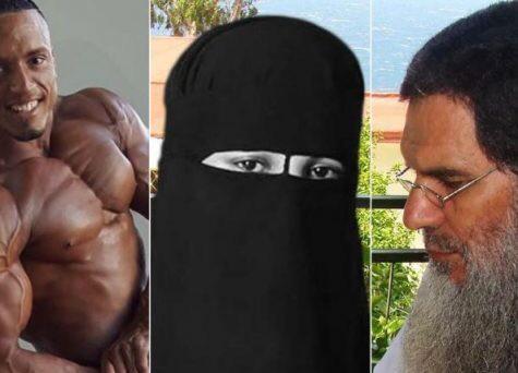 شقيق حنان بطل المغرب في كمال الأجسام : الفيزازي تمادى كثيراً حينما وصف شقيقتي بالعاهرة