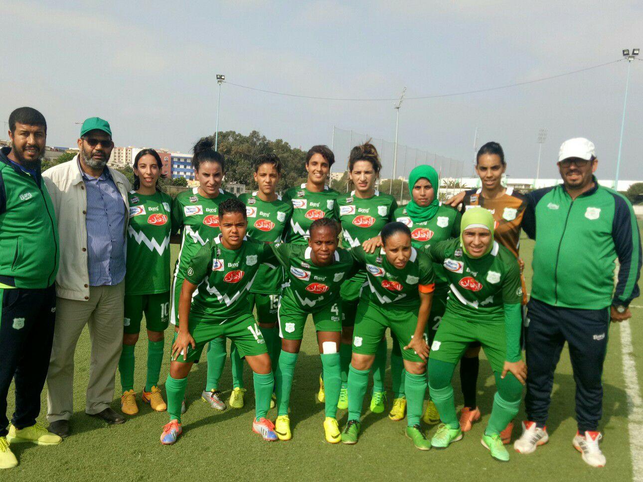 تأهل فريق أولمبيك آسفي لكرة القدم النسوية بالجديدة