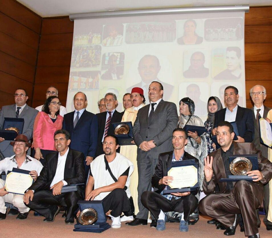 فرقة أفاق الجنوب للفنون الدرامية بأكادير تفوز بجائزة المعهد الملكي للثقافة الأمازيغية لسنة 2017