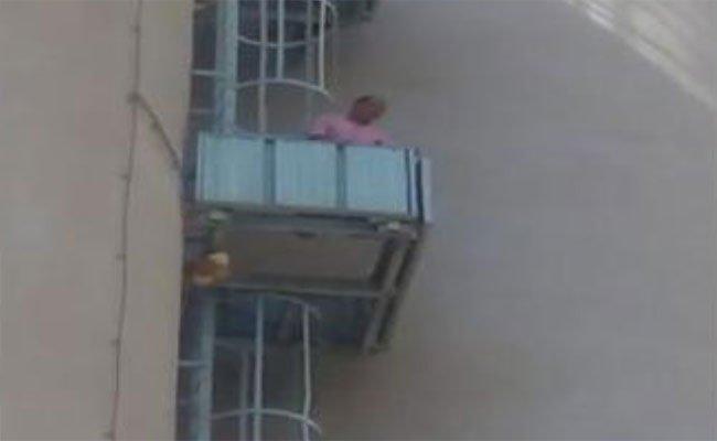 """أكادير : كولونيل رفقة """"خليلته"""" يلقي بنفسه من شقة خوفا من الامن"""
