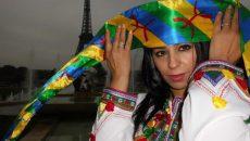 الزاهية الزهري : أنفقنا من ميزانيتنا الخاصة من أجل الفيلم الأمازيغي .. وهذه موصفات شريك حياتي