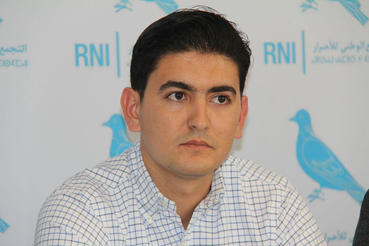 """سياسة """" كاري حنكو """" : ناشط سابق في شبيبة بنكيران يترشح باسم أخنوش في جزئيات إنزكان !!"""