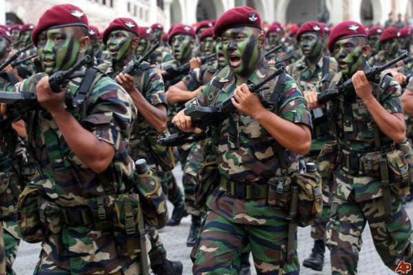 وزير الدفاع الماليزي: جيشنا مستعد للتحرك من أجل نصرة القدس