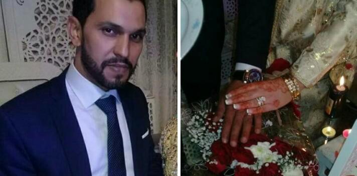 تهنئة بمناسبة زواج الأستاذ والزميل الصحفي عبد الله الفرياضي