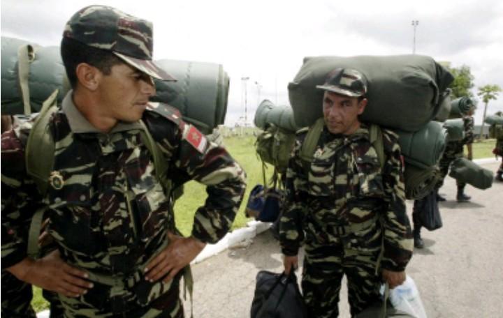 مبادرة شبابية تطالب بإلغاء الخدمة العسكرية
