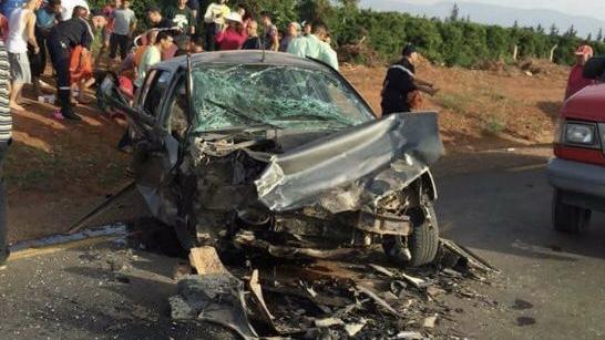 مصرع سيدتين وإصابة 8 أشخاص آخرين بمنطقة تمنار ضواحي الصويرة