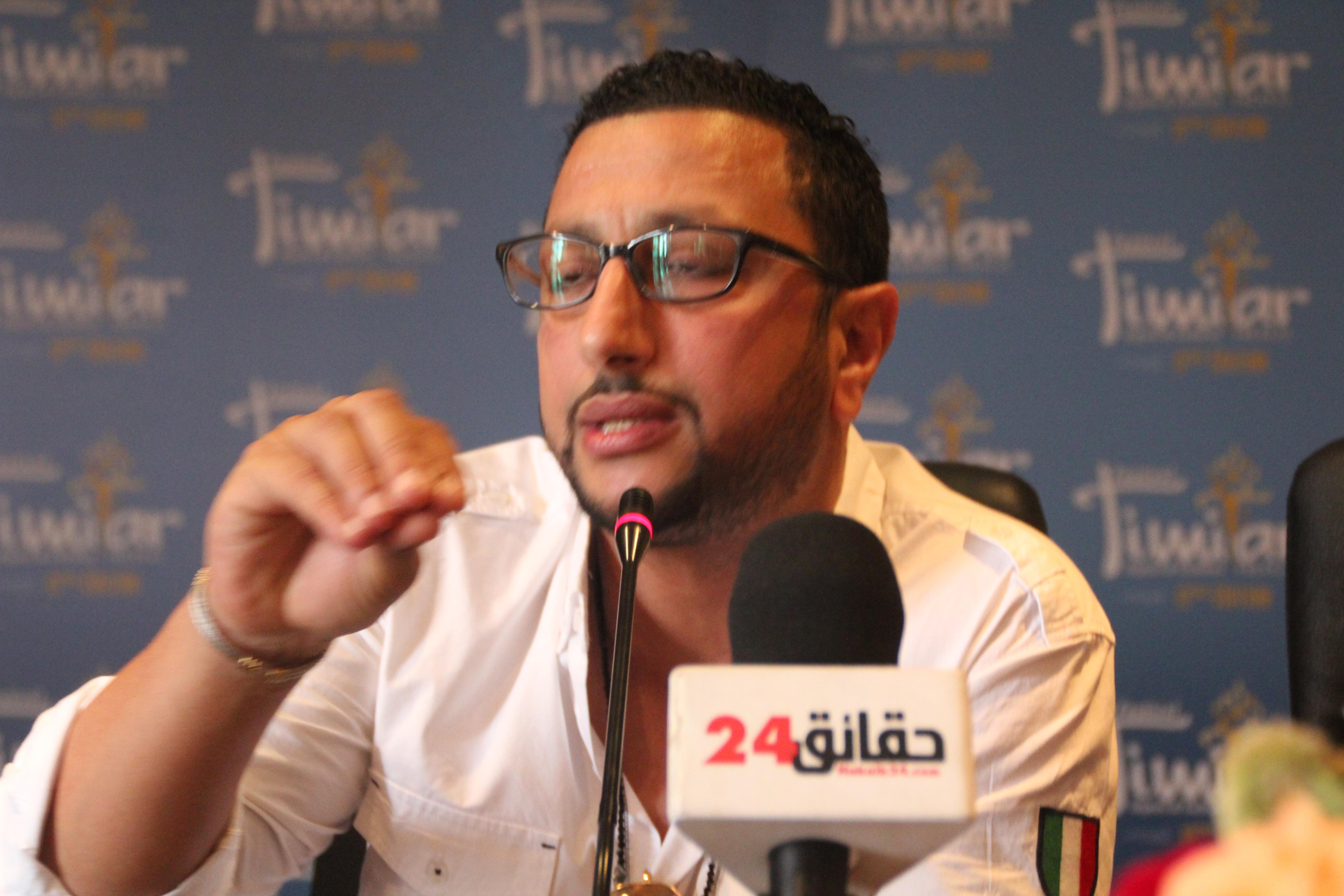"""عبد الله الداودي ل """"حقائق24 """" هناك من يريد تحقيق الشهرة على حساب شرف الاخرين"""